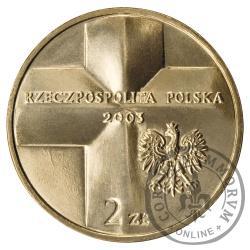 2 złote - Jan Paweł II - 25-lecie pontyfikatu