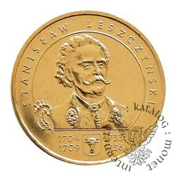 2 złote - Stanisław Leszczyński