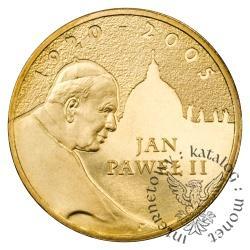 2 złote - Jan Paweł II 1920-2005