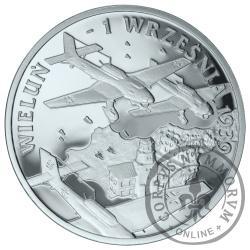 10 złotych - Wrzesień 1939 Wieluń