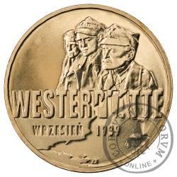 2 złote - Wrzesień 1939 Westerplatte