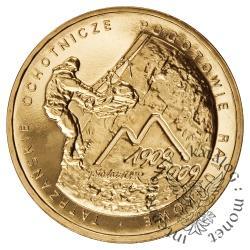 2 złote - 100. rocznica TOPR