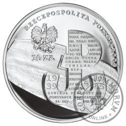 10 złotych - Państwo Podziemne