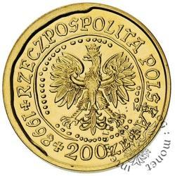200 złotych - orzeł bielik