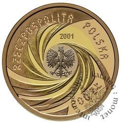200 złotych - rok 2001