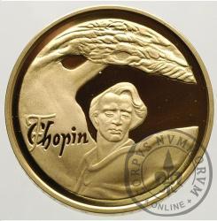 200 złotych - Fryderyk Chopin - konkurs pianistyczny
