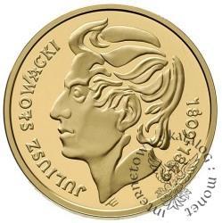 200 złotych - Julisz Słowacki 150. rocznica śmierci