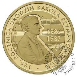 200 złotych - Karol Szymanowski
