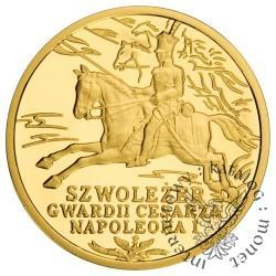 200 złotych - szwoleżer gwardii Cesarza Napoleona I