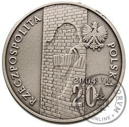 20 złotych - Getto łódzkie - Pamięci ofiar getta w Łodzi 1940-1944