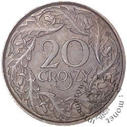 20 groszy (1923-1924) PRÓBA