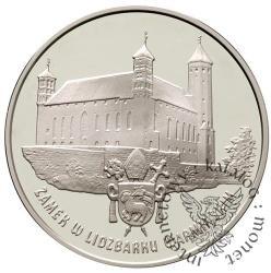 20 złotych - zamek w Lidzbarku