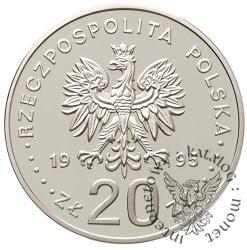 20 złotych - 500 lat województwa płockiego