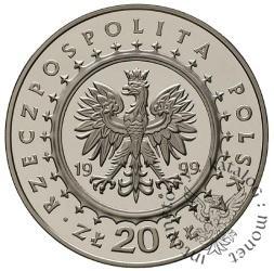 20 złotych - pałac Potockich