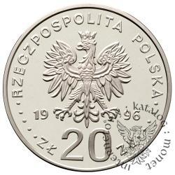 20 złotych - IV wieki stołeczności Warszawy