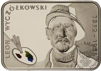 20 złotych - Leon Wyczółkowski