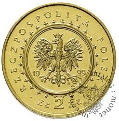 2 złote - Pałac Potockich Radzyń Podlaski