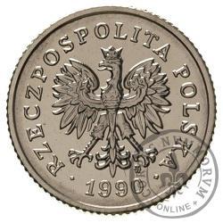 50 Groszy (1990-1995) PRÓBA