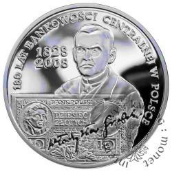 10 złotych - 180 lat bankowości centralnej w Polsce