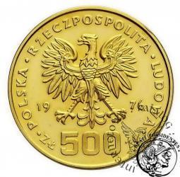 500 złotych - Kazimierz Pułaski
