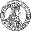 Tymf złotowy koronny (popiersie w koronie)