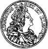 gulden (2/3 talara) - ILH brąz