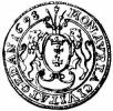 dukat gdański (małe popiersie bez obwódki)