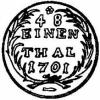 półgrosz (1/48 talara) - EPH