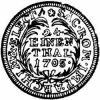 grosz (1/24 talara) - tarcza wygięta