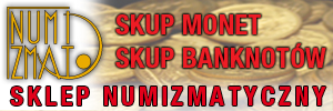 banknoty skup